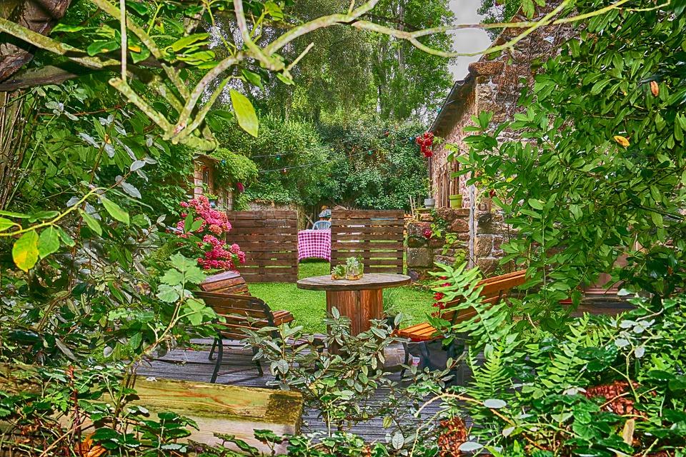 Quelques idées pour embellir son jardin