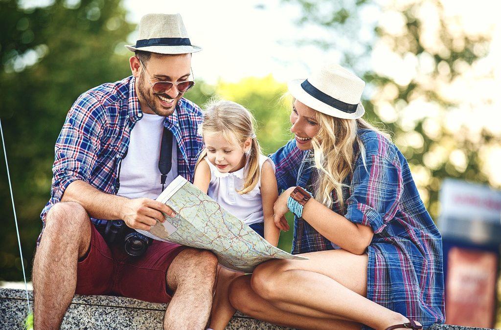 Les destinations possibles pour voyager en famille